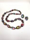 Vintage-Venetian-Murano-Millefiori-Art-Glass-Bead-Necklace---Earrings-SET_32759J.jpg