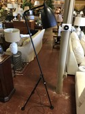 Black Metal Floor Lamp Black Metal Shade