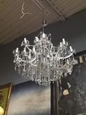 Marie Antoinette Crystal Chandelier 40 W x 32 H 16 Bulbs