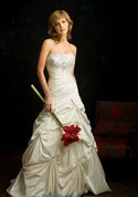 Allure Bridal Gown NEW with tags Style 8667