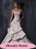 """Maggie Sottero """"Carrie"""" Sample"""