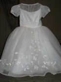 EVE OF MILADY flower girl dress