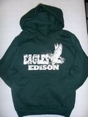 "EDISON Hunter Hoodie ""click for size"""