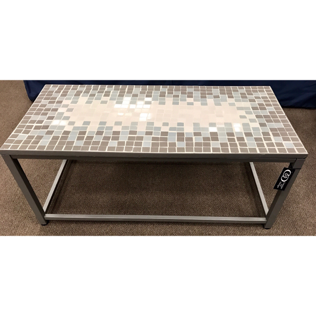 Monarch Blue Gray 42 W 20D Coffee Tables Consign To Design