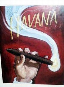 Havana Poster Art
