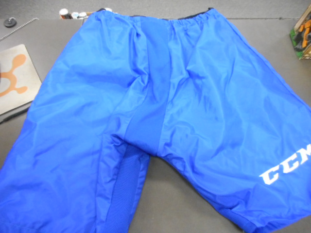 Used CCM Hockey Pants Shell with drawstring SR Size SM