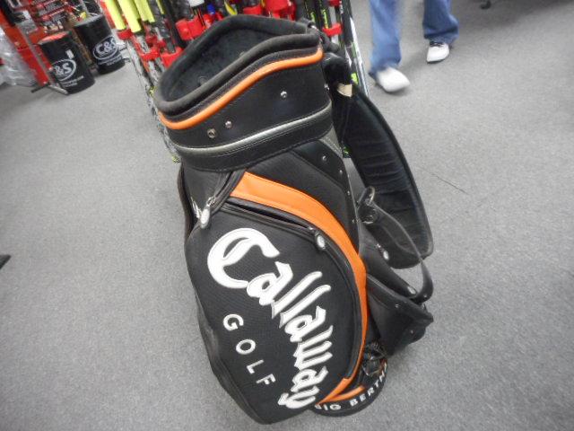 Used Callaway Bertha Hx Tour Golf Cart