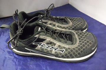 Used Men S Altra Zero Drop Instinct 1 5 Running Shoes C S Sporting Goods