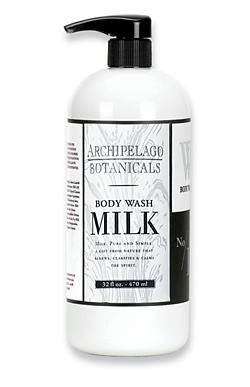 Archipelago Soy Milk Body Wash