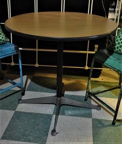 Herman Miller Laminate/Aluminum Table