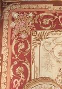 Beautiful 10x14 Handmade French Tapestry Rug