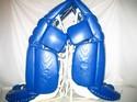 Used-Bauer-X60-Pro-Size-36-Blueblackwhite-Ice-Hockey-Goalie-Leg-Pads_37275B.jpg