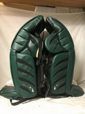 Used-Vaughn-Velocity-2-7000-Size-37-Blk-Green-White-Ice-Hockey-Goalie-Leg-Pads_44444C.jpg
