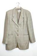 TOBASCO COLLEZION Size 46 Beige Blazer