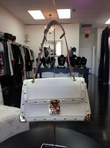 Louis Vuitton Off White Shoulder Bag