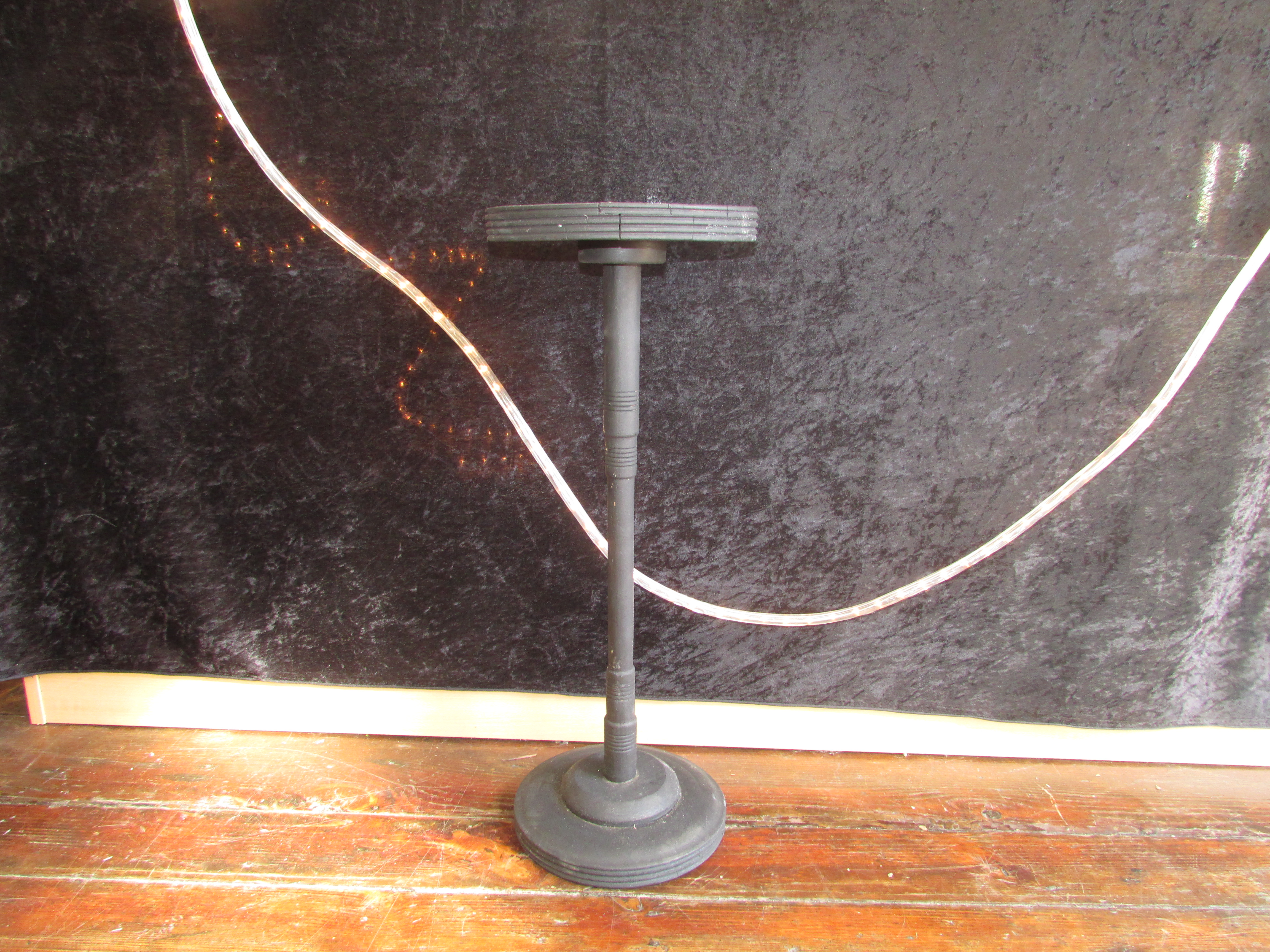 Vintage plant stand lamp table pedestal phantastic phinds vintage plant stand lamp table pedestal71806ag mozeypictures Choice Image