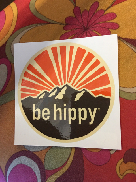 NEW-be-hippy-Sticker---Be-Hippy-Mountain-Logo_47554A.jpg