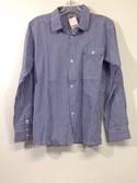 Bienzoe-Size-14-Blue-Gingham-Cotton-Shirt_562128A.jpg