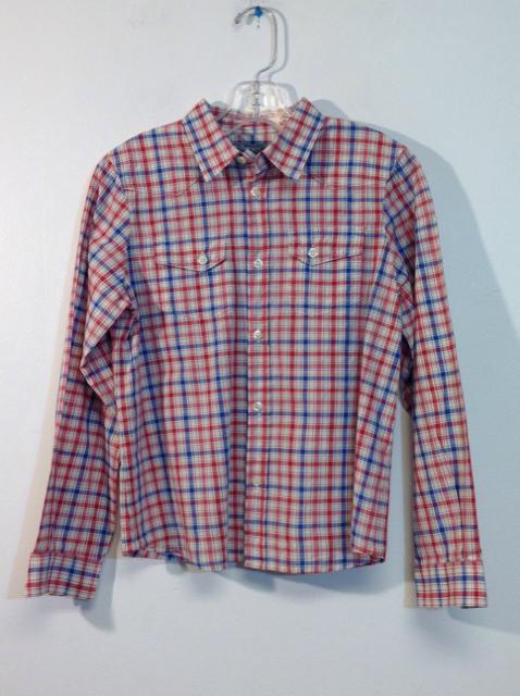Bonpoint-Size-10-Red--Blue-Cotton-Shirt_496329A.jpg