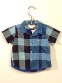 Burberry-Size-6M-Blue-Checkered-Cotton-Shirt_556755A.jpg
