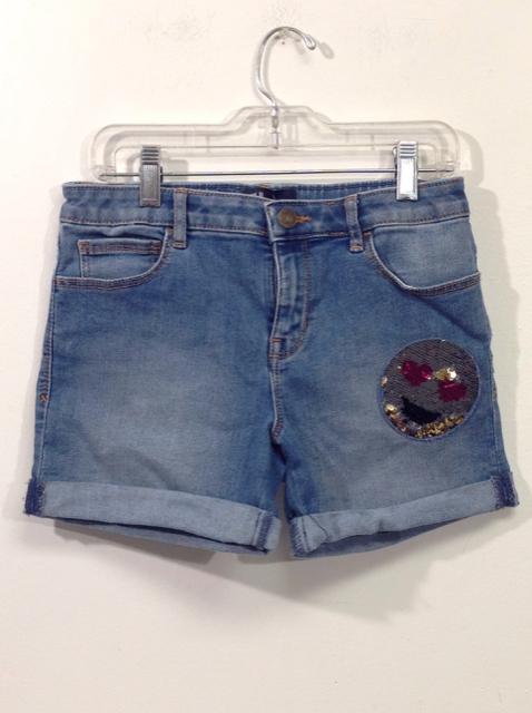 Gap-Size-12-Blue-Smiley-Face-Denim-Shorts_562097A.jpg