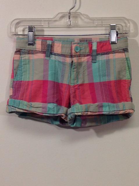 Gap-Size-6-Turqouise-Cotton-Shorts_562040A.jpg