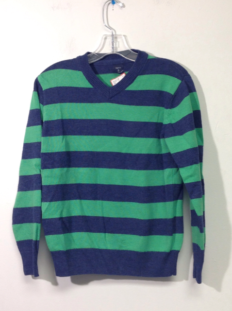 Gap-Size-8-Green-Cotton-Sweater_483643A.jpg