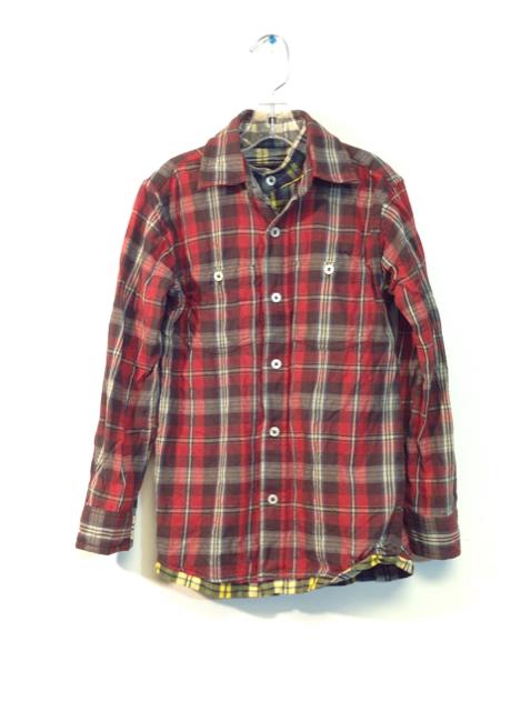 Jack-Thomas-Size-5-Brown-Plaid-Cotton-Shirt_497913A.jpg