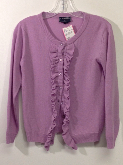 Oscar-de-la-Renta-Size-8-Lavender-Wool--Cashmere-Cardigan_530613A.jpg