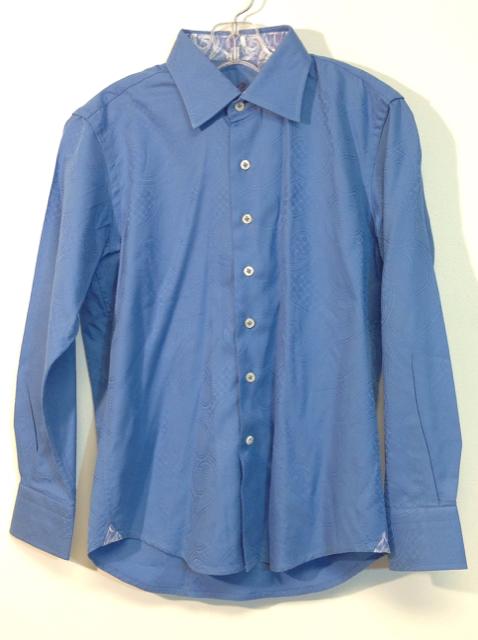 Robert-Graham-Size-8-Blue-Cotton-Shirt_491747A.jpg