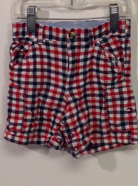 Tommy-Hilfiger-Size-12-18M-RedWhtBlue-Gingham-Cotton-Shorts_560289A.jpg