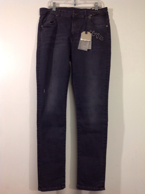 Zara-Size-14-Black-Distressed-Denim-Jeans_561889A.jpg