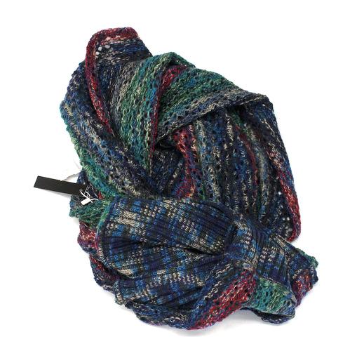 pretty persuasions blue multi scarf spanky s