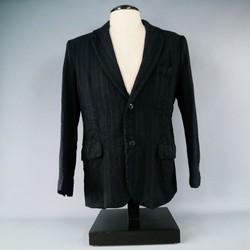 08SIRCUS by Kiminori Morishita 42 Regular Wool Navy Sport Coat