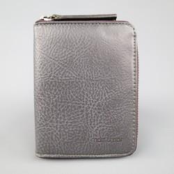 MATT & NAT Slate Leather Wallet