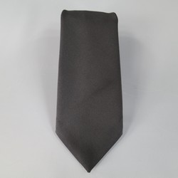PRADA Black Polyester Blend Tie