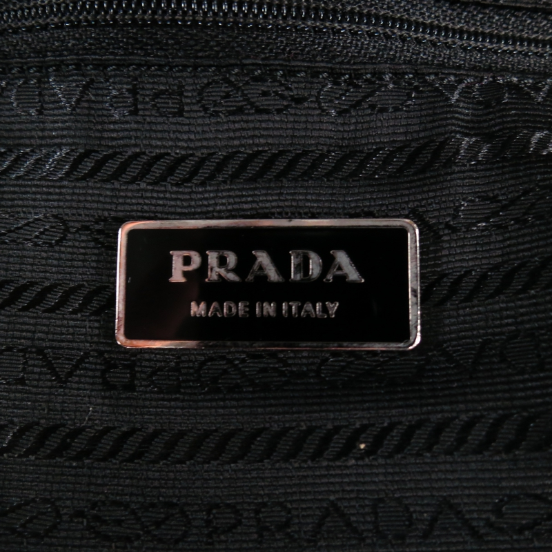 prada nylon crossbody messenger