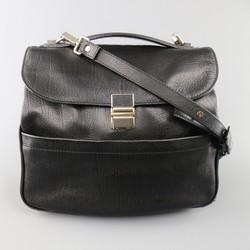 PROENZA SCHOULER Black Leather KENT Handbag
