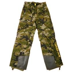 RALPH LAUREN Size S Nylon Olive Snowboard Pants