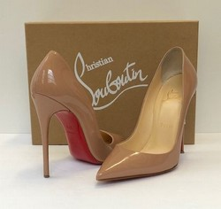 Christian Louboutin Size 37.5 'So Kate' Pumps