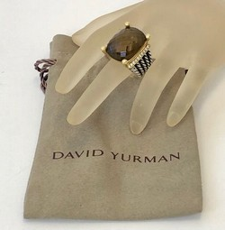 David Yurman Size 5.75 'Wheaton' Ring