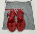 Prada Size 39.5 Bow Sandals