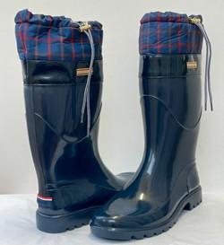 Tommy Hilfiger Size 9 Rainboots