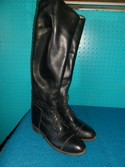 Effingham 11 Black USED - Good Field Boots - Laced