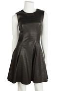 Cushnie-Et-Ochs-Black-Exotic-Print-Leather-Sleeveless-Fit-and-Flare-Dress-Sz-2_29900A.jpg