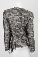 Donna-Karan-Gray-Woven-Raw-Edge-Single-Button-Jacket-Sz-8_29558C.jpg