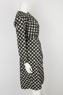 Dries-Van-Noten-Navy-and-Cream-Floral-Polka-Dot-Long-Sleeve-Dress-Sz-10_30384B.jpg