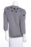 Escada-Gray-Knit-34-Sleeve-Cardigan-with-Black-Embellishments_31062C.jpg