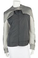 Esteban-Cortazar-NWT-Two-Tone-Gray-Neoprene-Zip-Front-Jacket-Sz-14_24858A.jpg