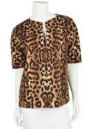 Giambattista-Valli-Leopard-Print-Short-Sleeve-Blouse-Sz-10_30355A.jpg